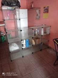 Vitrine de vidro R$ 400.00 ZAP 99407_4011