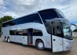 Ônibus Marcopolo DD Scania K 400 6x2 Único
