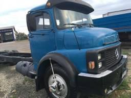 MB 1113/1970 Truck,Turbo,hidráulico,Intercooler,Doc.Operacional!!!