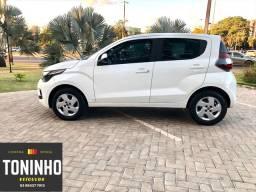 Fiat Mobi Like 17/18 IPVA 2020 pago Super Novo