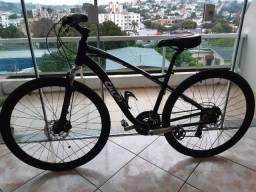 Bicicleta caloi easy rider (pouco usada)