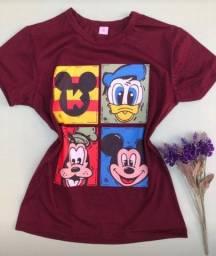 T-shirt / blusas / camisetas