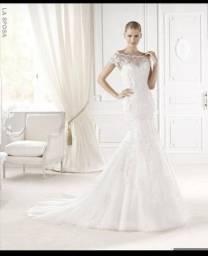 Vestido de Noiva La Sposa Embla