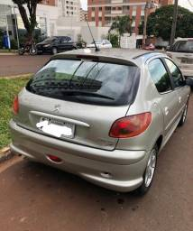 Peugeot 206 1.6 - SOMENTE VENDA