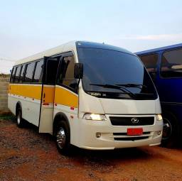Ônibus Marcopolo/Volare W8 ON - Executivo Escolar ideal para Motorhome