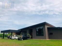 Chácara com 4 dormitórios para alugar, 600 m² por R$ 2.750 o final de semana - Mirassol -