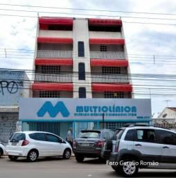 Prédio construído para clinica