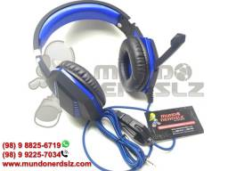 Fone de Ouvido Headset Gamer para PS4 e X-ONE Knup KP-433 em São Luís Ma