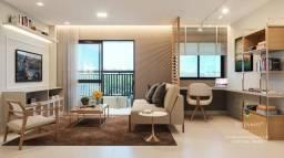 Apartamento com 2 dormitórios à venda, 61 m² por R$ 415.000 - Fátima