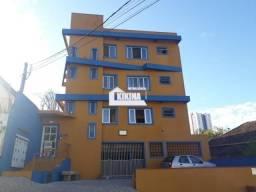 Apartamento para alugar com 1 dormitórios em Centro, Ponta grossa cod:02950.7687