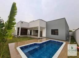 Casa com 3 dormitórios à venda, 255 m² por R$ 1.400.000,00 - Alphaville Nova Esplanada III