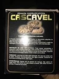 Pomada Cascavel