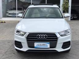 Audi q3 1.4 tfsi ambiente gasolina 4p s tronic 2017 - 2017