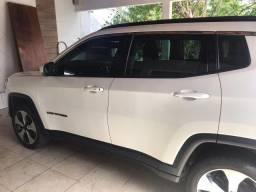 Vendo Jeep Compass Longitude 4x4 Diesel 2018 pouquissimo rodado