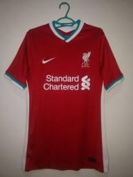 Camisa Liverpool 20/21 Nike - Masculina