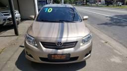 Corolla XEi 1.8 AT 2010 Flex - baixa km