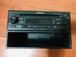 Rádio Honda Fit Original