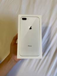 IPhone 8 Plus 128gb - 1 semana de uso - no plástico