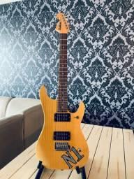 Washburn N1 Conservadíssima Elétrica CTS Regulada Luthier