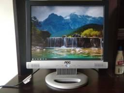 Monitor LCD AOC 15 polegadas