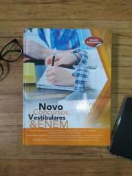 Novo Concursos Vestibulares e Enem - Editora DCL