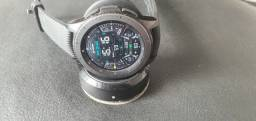Smartwatch Samsung Galaxy Watch 42mm Midnight Black Sm-r810