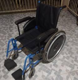 Cadeira de Rodas Ortobras - Desmontável