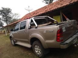 Hilux 2006/06 Completa, Diesel