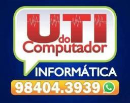 Uti do computador  prestação de serviços em informática