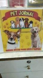 Jornal para pet
