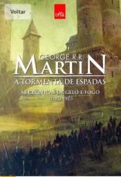George r r martin livros