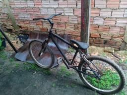 Bicicleta aro 24 quadro caloi