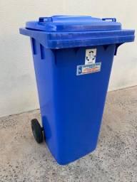 Lixeira/container 120 litros