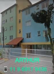 Apartamento Vila Caiçara, Praia Grande - SP