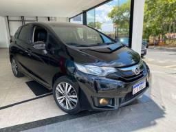 Honda Fit EXL Aut. 2015 Completo Impecável Aceito trocas e Financio