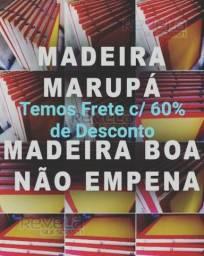 Tela 50x60 Madeira Marupá