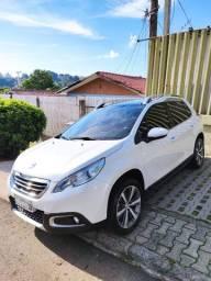 Peugeot 2008 Griffe 1.6 16v 2017 - Automático - Teto Vidro