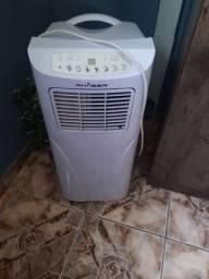 Ar condicionado portátil (Phaser) - Não está gelando