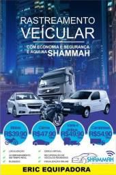 Rastreador Shammah - Carro Ou Moto - Tudo Pelo Celular em Tempo Real - Me Liga
