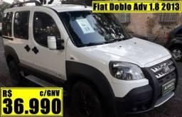 Fiat Doblo Adv 1.8 2013