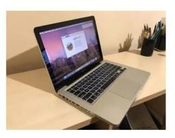 Macbook Pro 2011 Core I5 - 16gb - 120ssd + 500hd Impecável