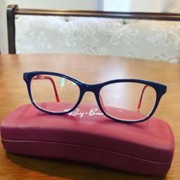 Óculos infantil original ray ban