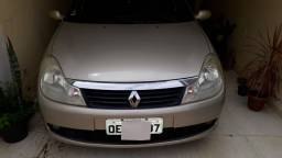 Renault symbol 1.6 2012 completo - extra