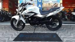 Yamaha Ys Fazer 250 Flex 2016 Branca Impecável
