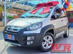 Fiat Idea Adventure 1.8 Flex Completa, Baixo KM!
