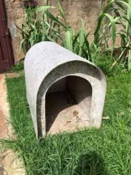 Casinha ecológica para cachorro