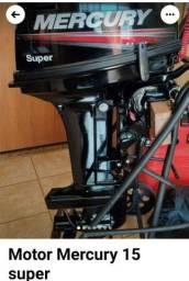 Motor Mercury super 2017