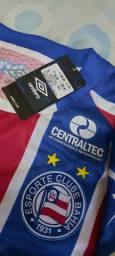 Blusa oficial do Bahia  tam: G (aceita cartão)