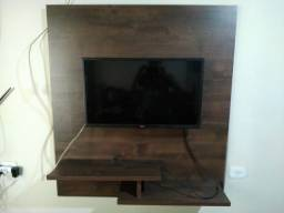 TV LG 32 polegadas, com rack incluso. PROMOÇÃO!!!