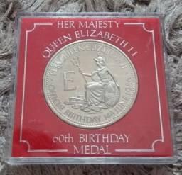 Medalha FC, 60° Aniversário da Rainha Elizabeth II